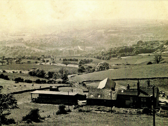 Stirley Farm, late 1950s