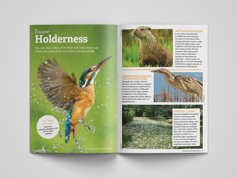 Visitor guide - open (Yorkshire Nature Triangle)