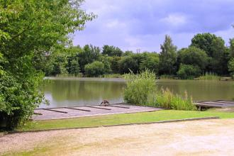 Barlow Mere - Mr and Mrs Childs
