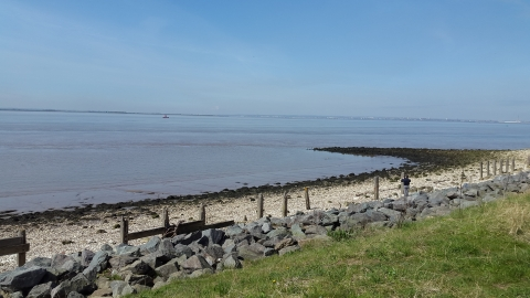 View across Humber from Paull Holme Strays Credit Lizzie Dealey