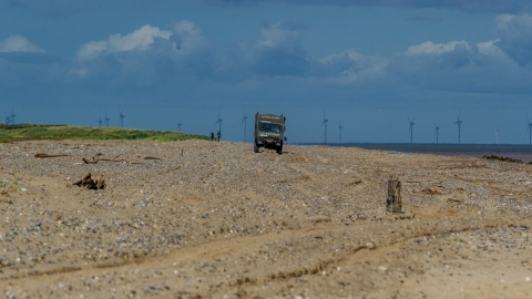 Spurn Safari