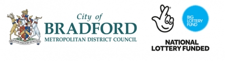 City of Bradford and National Lottery logos