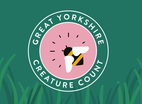 Great Yorkshire Creature Count logo
